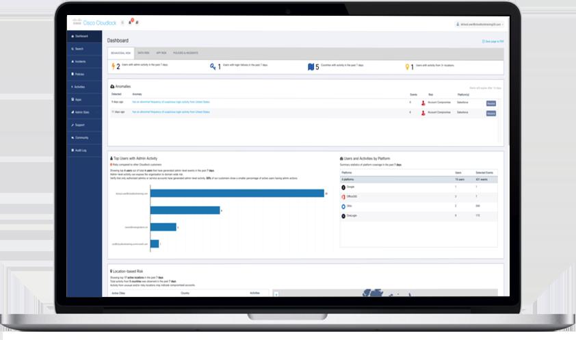 CASB - Cloud Access Security Broker | Cisco Umbrella Cloudlock
